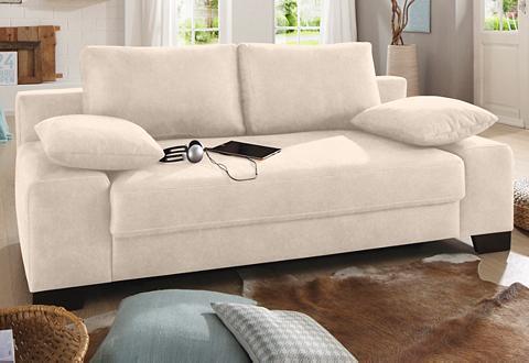 Sofa su miegojimo mechanizmu