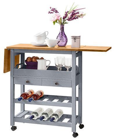 Virtuvinis staliukas ant ratukų »Nibe«...