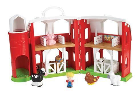 Žaislų rinkinys Little People »Tierfre...