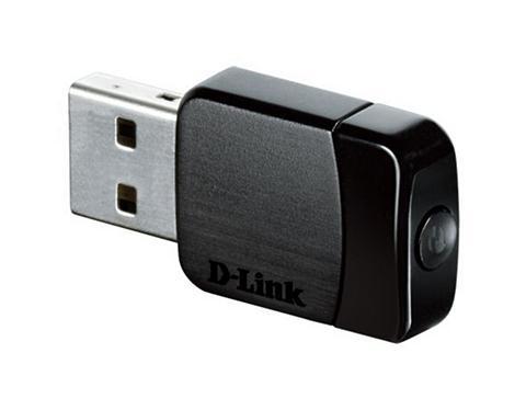 D-LINK USB laikmena »DWA-171 Wireless 11ac Dv...