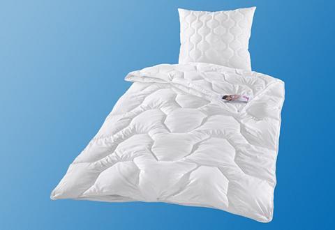 Rinkinys: antklodė + pagalvė