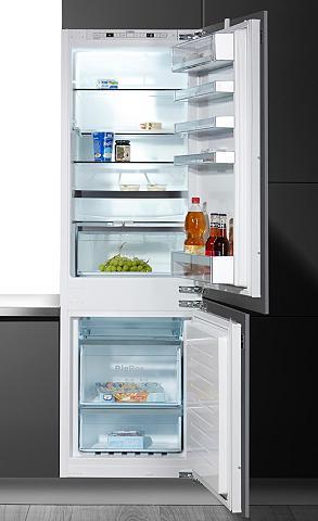 Vollintegrierbare Įmontuojamas šaldytu...