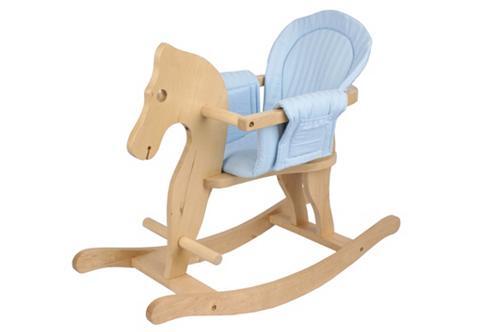 Supamas arkliukas iš mediena »Pauli«