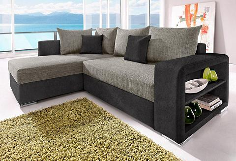 COLLECTION AB Kampinė sofa su miegojimo funkcija pat...