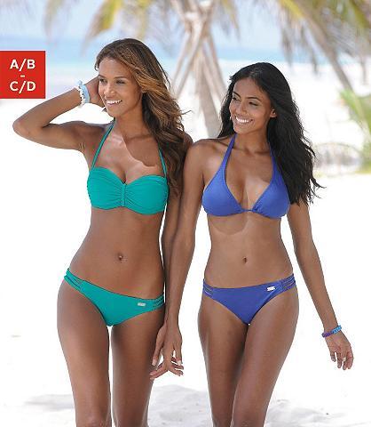 Buffalo Triangel-Bikini-Top »Happy« im schlich...