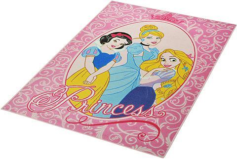 DISNEY Vaikiškas kilimas »Princess« rechtecki...
