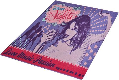 DISNEY Vaikiškas kilimas »Violetta - Music« r...