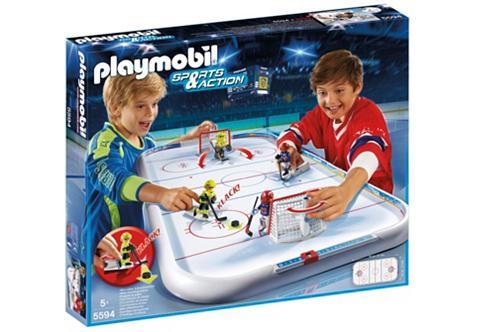 PLAYMOBIL ® Eishockey-Arena (5594) Sports & Acti...
