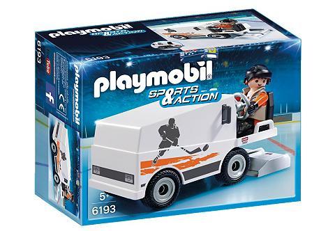 PLAYMOBIL ® Eisbearbeitungsmaschine (6193) Sport...