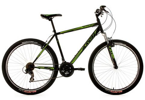 KS CYCLING Kalnų dviratis 275 Zoll schwarz-grün 2...