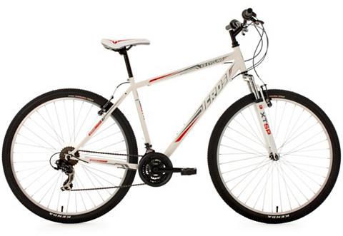 Dviratis kalnų dviratis 29 Zoll weiß-r...