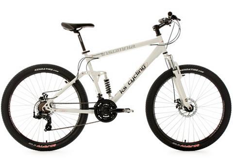 KS CYCLING Kalnų dviratis »Insomnia« 21 Gang Shim...