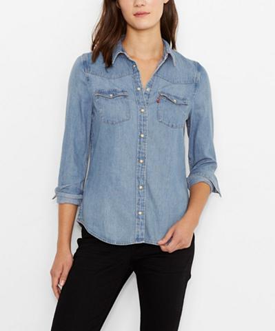 ® džinsiniai marškinėliai »Modern West...