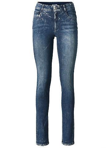 Figūrą koreguojantys džinsai su Metall...