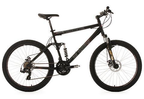 KS CYCLING Kalnų dviratis »Insomnia« Fully Vierge...