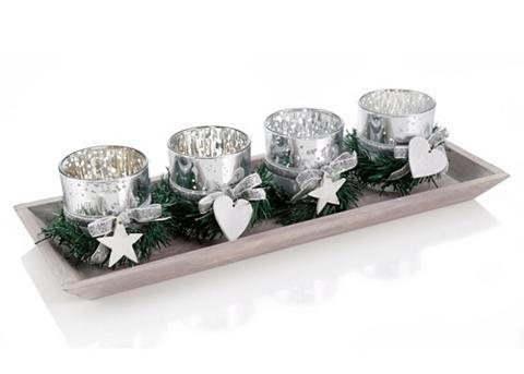 Žvakidžių rinkinys (6 vnt.)
