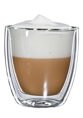 BLOOMIX Stiklinė dėl Cappuccino 4vnt. rinkinys...