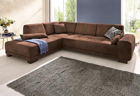 Kampinė sofa »Mercury« su Sitztiefenve...