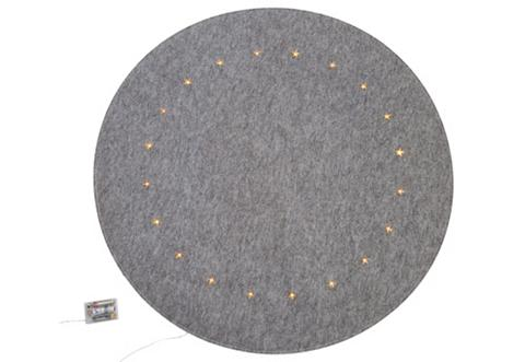 Kalėdinis kilimėlis su LED apšvietimas...