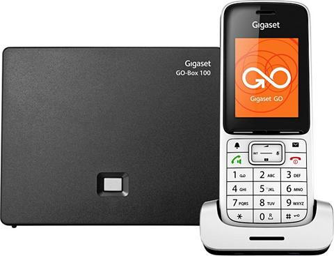GIGASET SL450 A GO Bevielis DECT Telefonas su ...