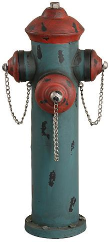 Pastatoma dekoracija »Hydrant«