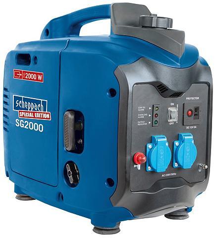 SCHEPPACH Elektros generatorius »SG2000«