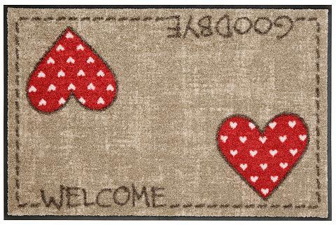 SALONLOEWE Durų kilimėlis »Lauras Herzen« rechtec...