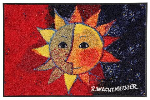 ROSINA WACHTMEISTER Durų kilimėlis »Sole« rechteckig aukšt...