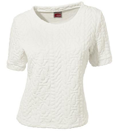 Sportinio stiliaus megztinis iš Strukt...
