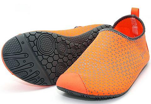 BALLOP Maudymosi bateliai »Spider orange«