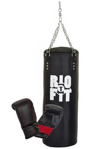 RIO FIT Rio forma bokso kriaušė (Rinkinys su B...