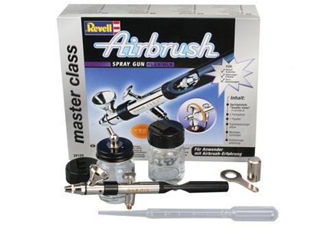 Revell ® Farbsprühgerät »Airbrush-Pistole - S...