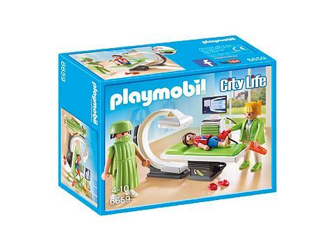 PLAYMOBIL ® Röntgenraum (6659) City Life