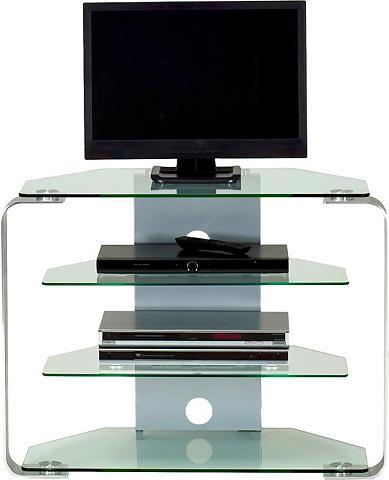 JAHNKE LCD-TV kampinė lentyna »CU-MR 100 LED«...