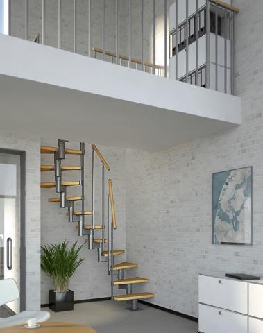 Laiptai »Dublin«
