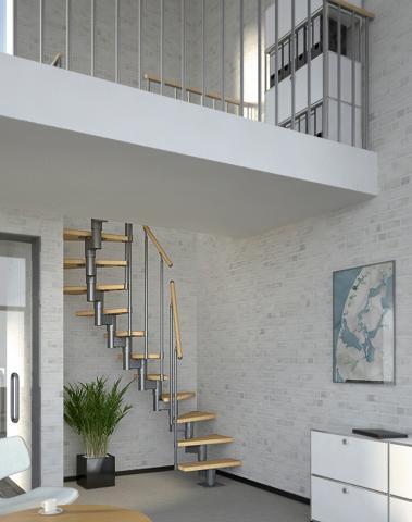 DOLLE Laiptai »Dublin«