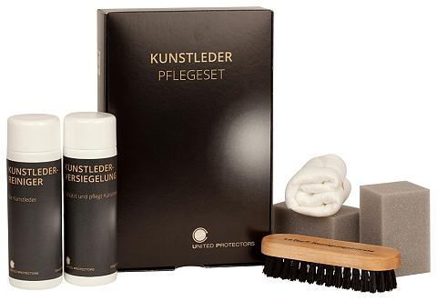 UNITED PROTECTORS Möbelpflegeöl-Set dėl iš dirbtinės odo...