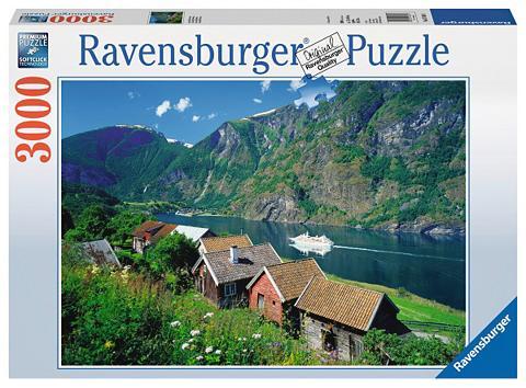 Dėlionė 3000 Teile »Sognefjord Norwege...