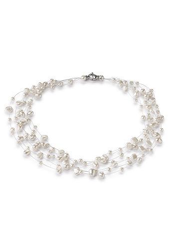 ADRIANA Perlų karoliai »La mia perla R1/Ba«