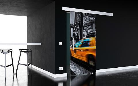 Stiklinės stumdomos durys »New York« s...