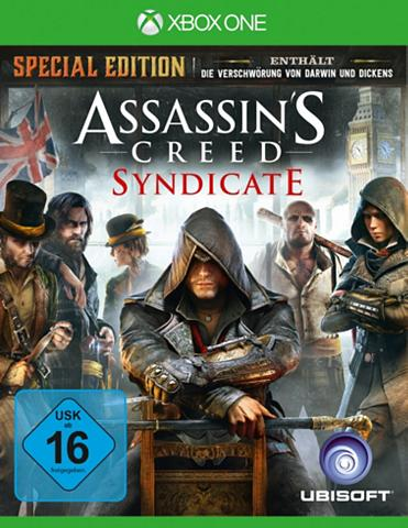 Assassins Creed Syndicate Special Edit...