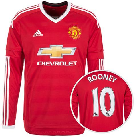 Manchester United Marškinėliai Home Ro...