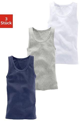 H.I.S Marškinėliai be rankovių (3 vienetai) ...