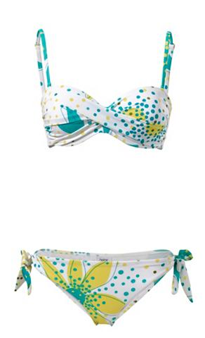 Bikini maudymosi kostiumėlis