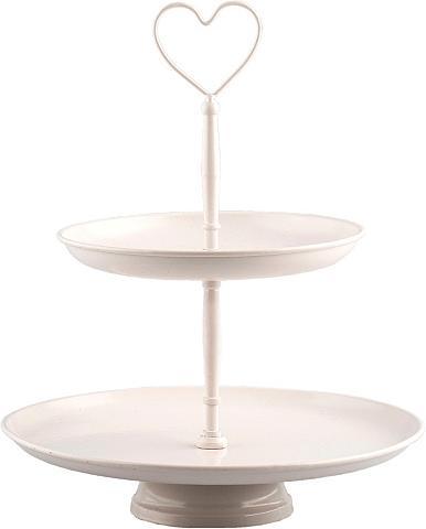 Padėklas-stovas (2-stufig)