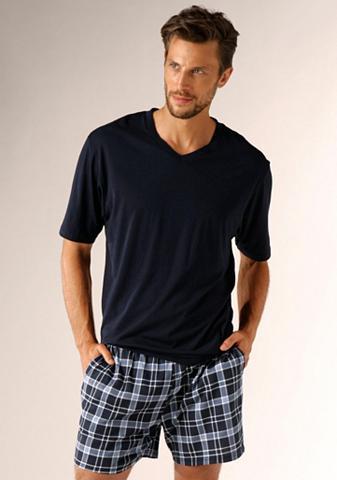 Bodywear pižama su šoninis kišenės