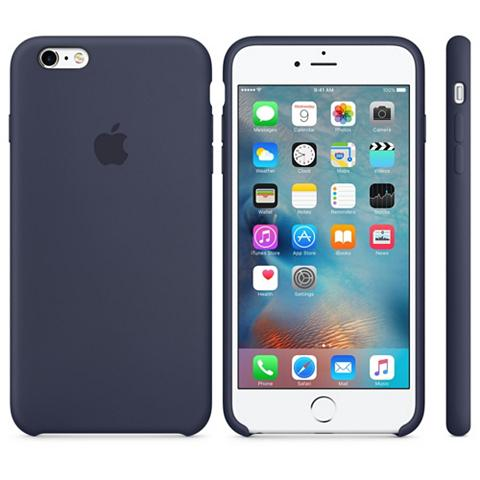 Case »i Phone 6s Plus Silikon Case Bla...