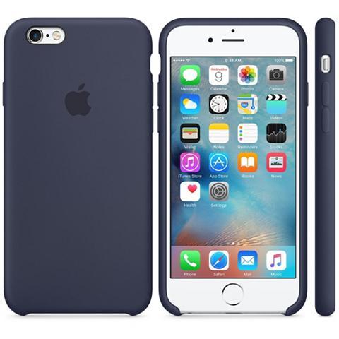 Case »i Phone 6S Silikon Case Blau«