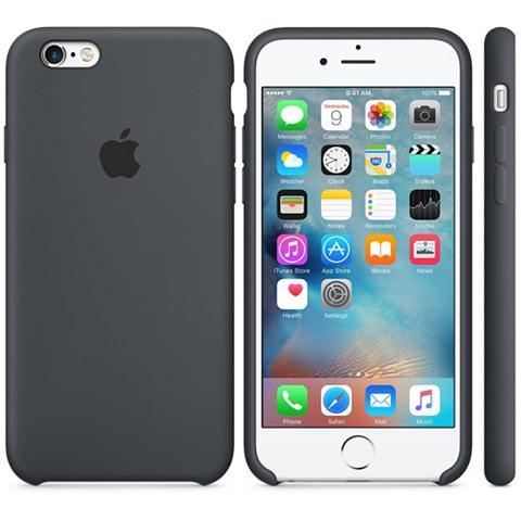 Case »i Phone 6S Silikon Case Grau«