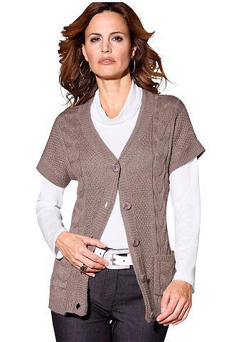 Megztinis su überschnittener Schulter